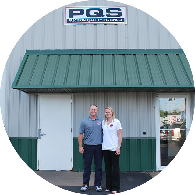 PQS, Precision Quality Systems